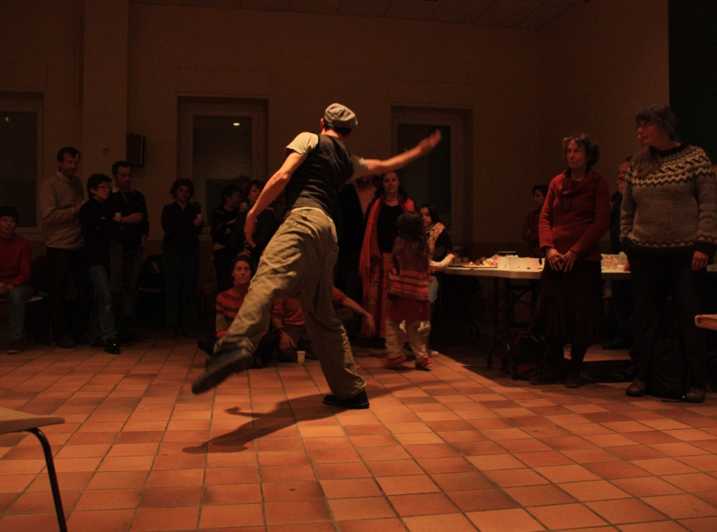 Danse au fil d'avril 10
