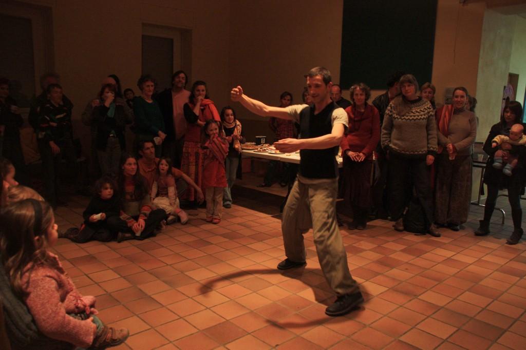 Danse au fil d'avril 7