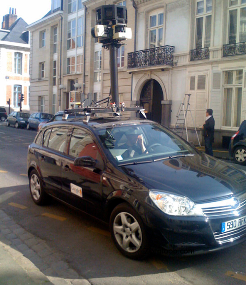 voiture-google-a-lille