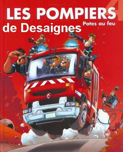 Pompiers desaignes