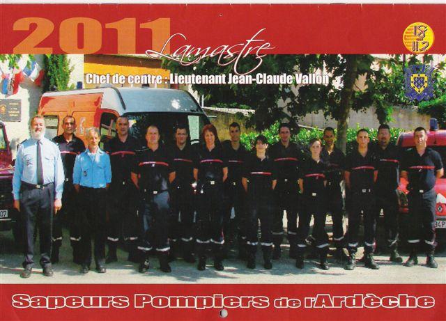 calendrierpompier