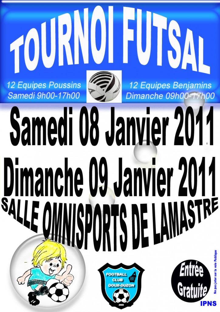 AFFICHE FUTSAL 2011 copie