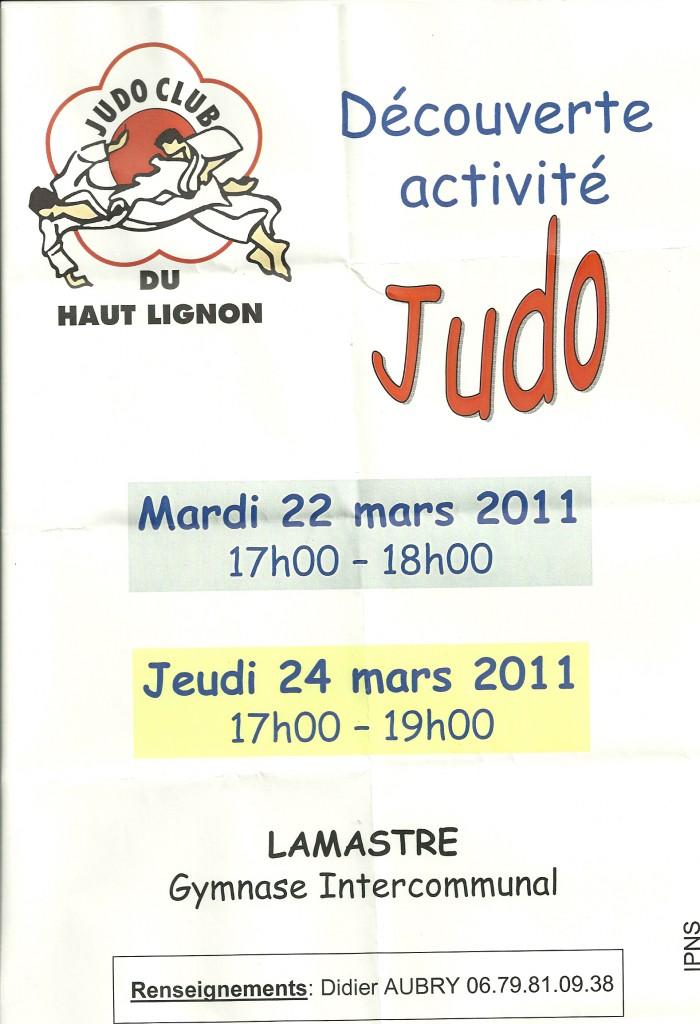 judo à lamastre fev 2011