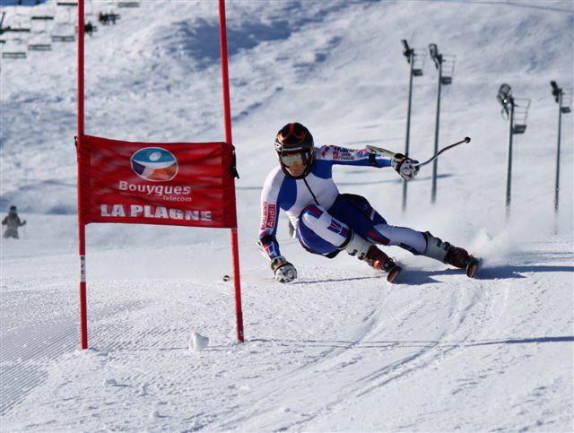 Ski La Plagne 2011