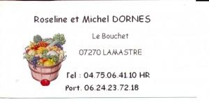 rose dornes