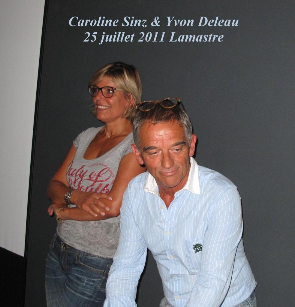 Caroline & Yvon, date