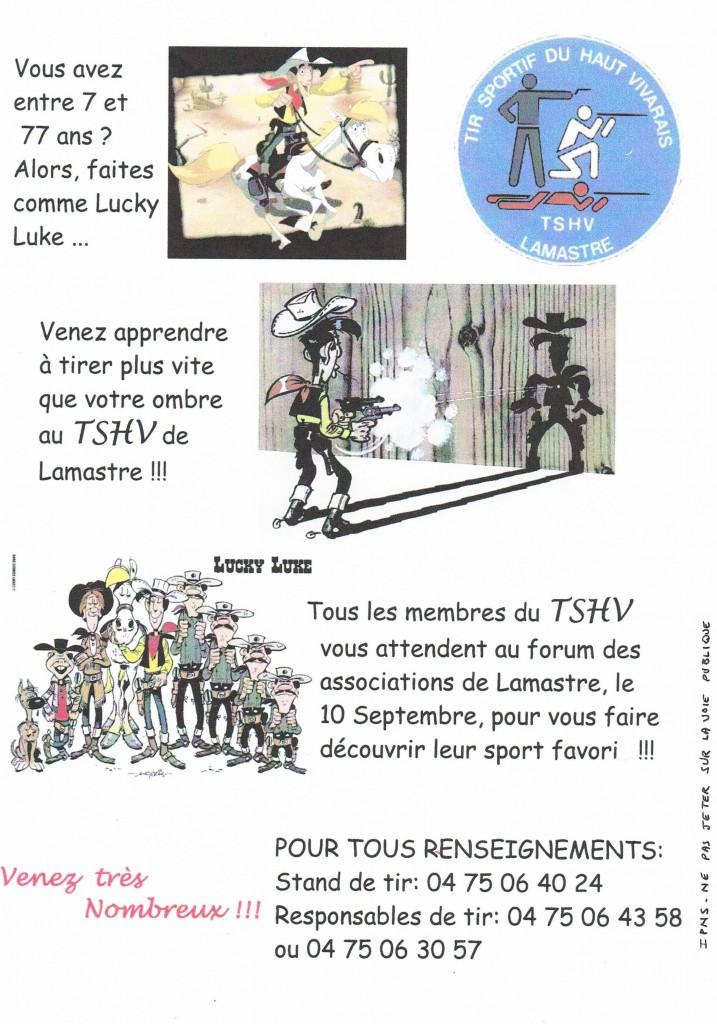 Affiche TSHV Forum11
