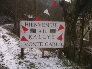 bienvenue Montecarlo
