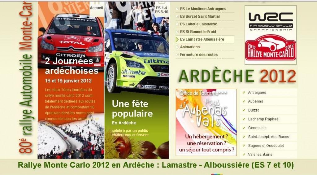 rallye-montecarlo-ardeche.com
