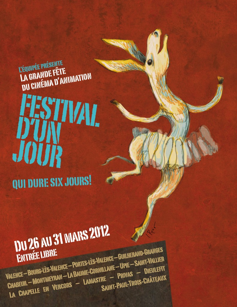 Festival d'un Jour_Affiche