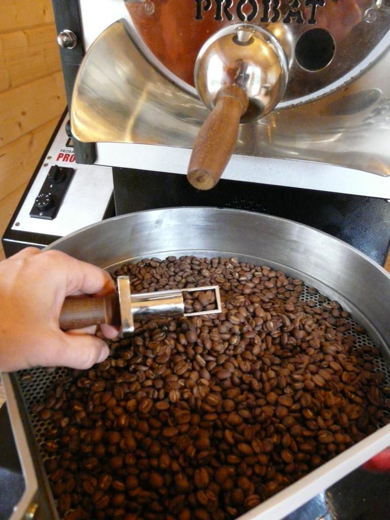 bruloir Kaopa café