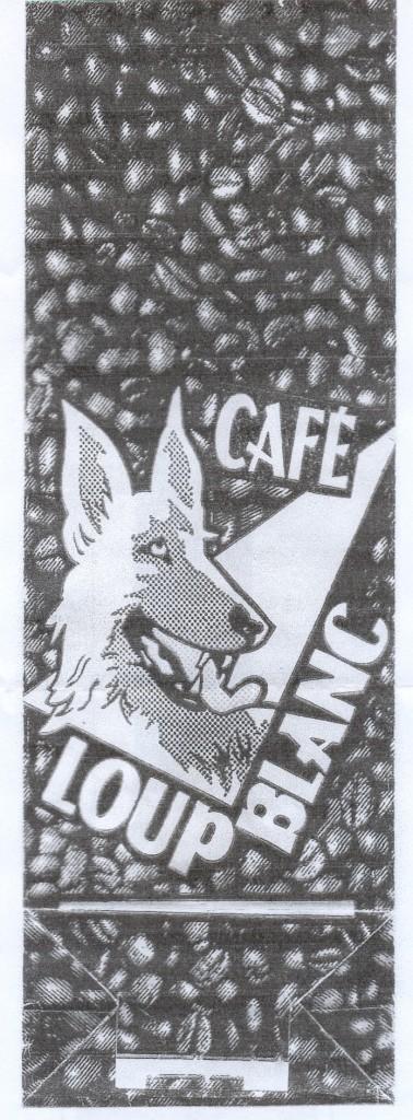 café loup blanc