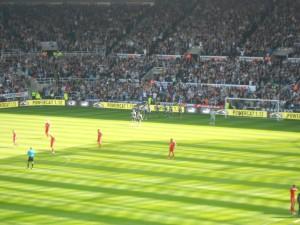match New Castle Liverpool