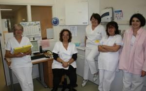 Médecin coodonateur résidence , salle soins
