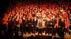 chant prof collèges Vivarais lous jouvet