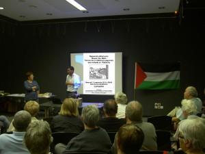 conférence palestine moussa abu maria lamastre F