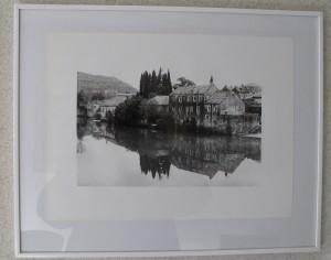 Mostar reflet France Brun