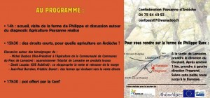 programme conférence circuits courts lamastre
