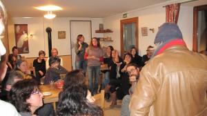 salle bistrot marie café lapras saint basile bistrot pays
