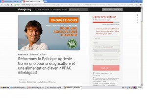 petition hulot agriculture