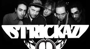 STRICKAZ - Reggae, hip-hop