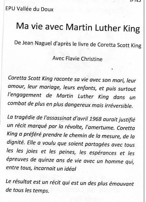 ma vie avec luther king lamastre 2