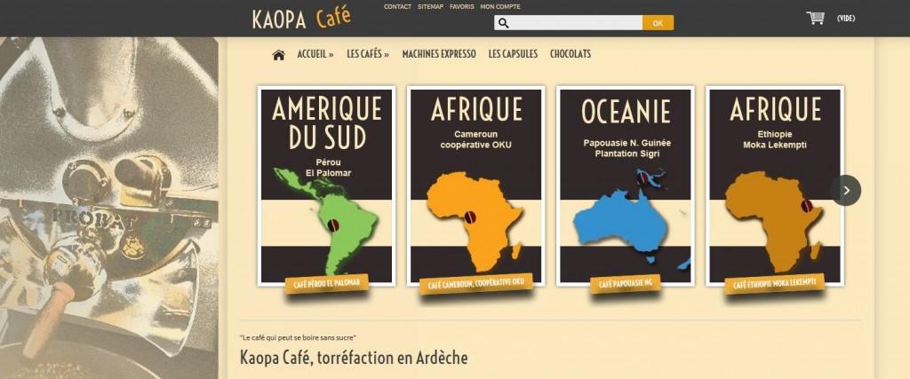 Kaopa café lamastre 2013