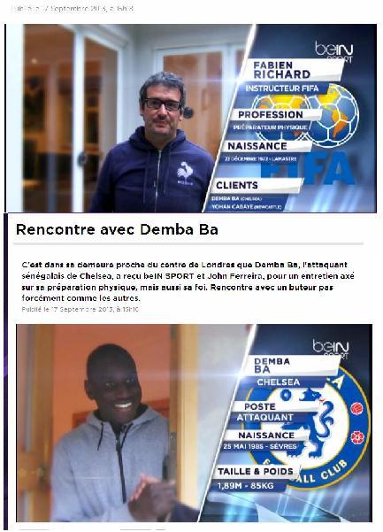 ensembles Demba Ba et Fabien Richard 1