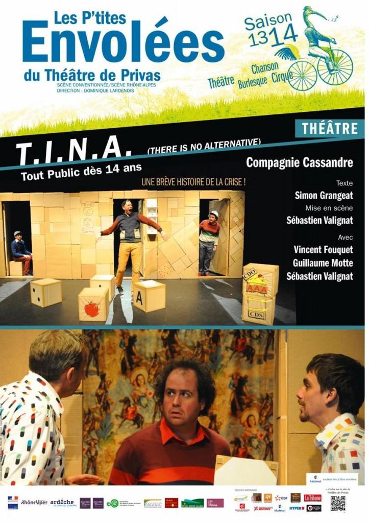 there is no alternative TINA lamastre