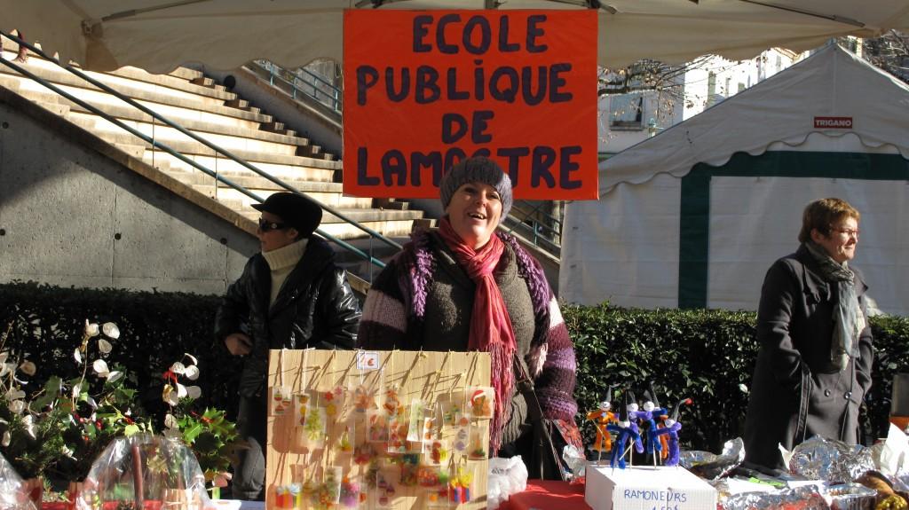 ecole publique lamastre