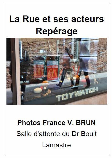 la rue et ses reperages France V