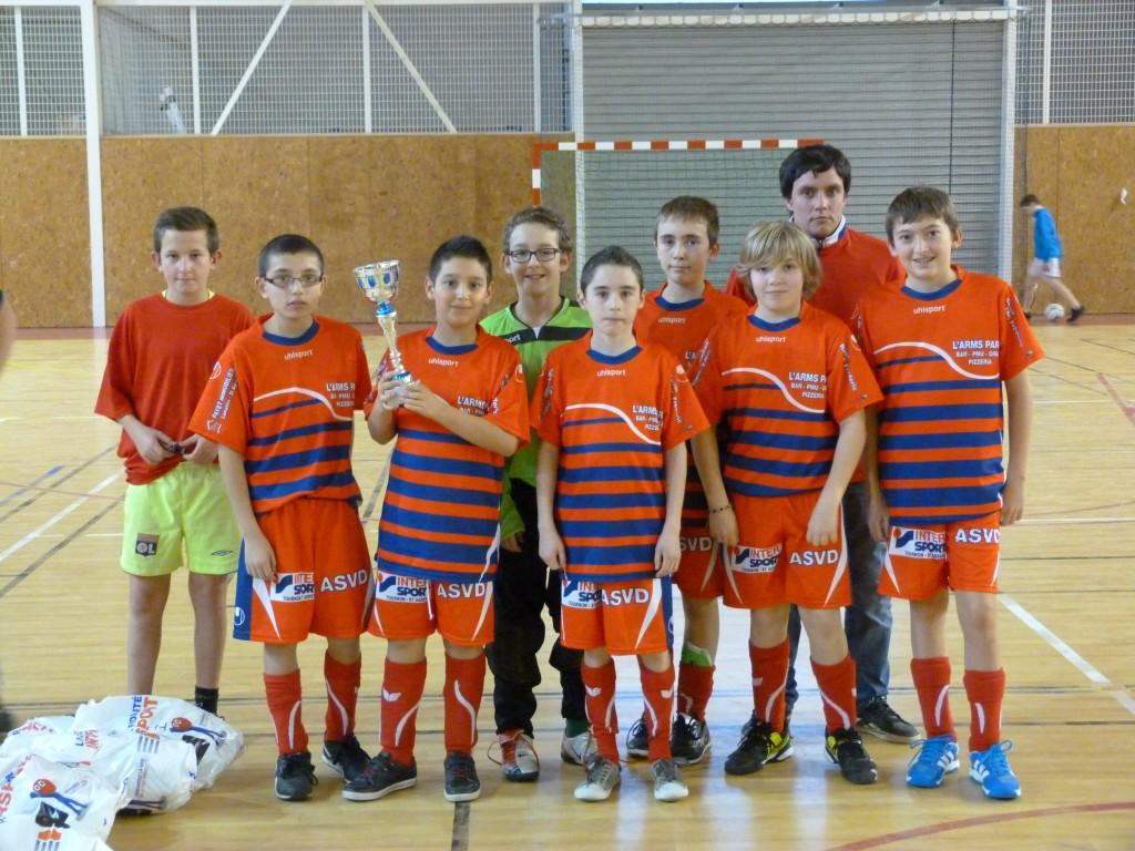 ASVD Futsal 1 2014
