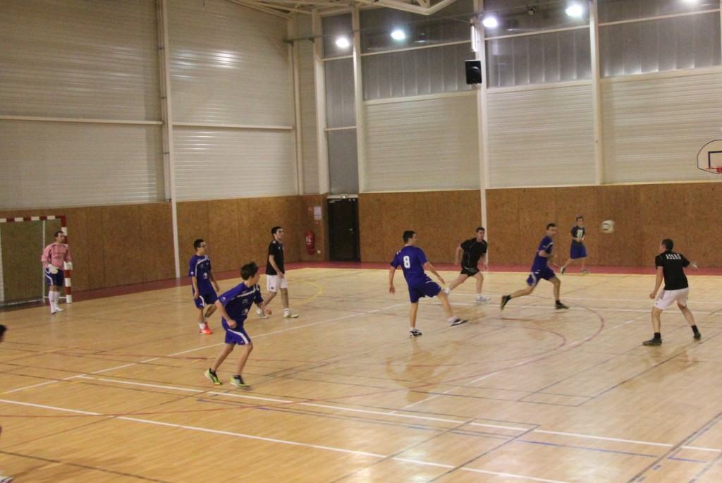 ASVD tournoi futsal, gymnase intercommunal lamastre