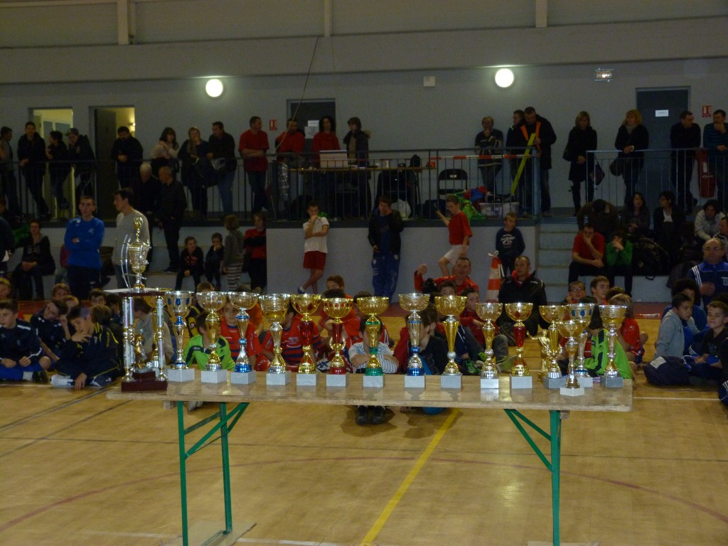 Futsal coupes lamastre 2014