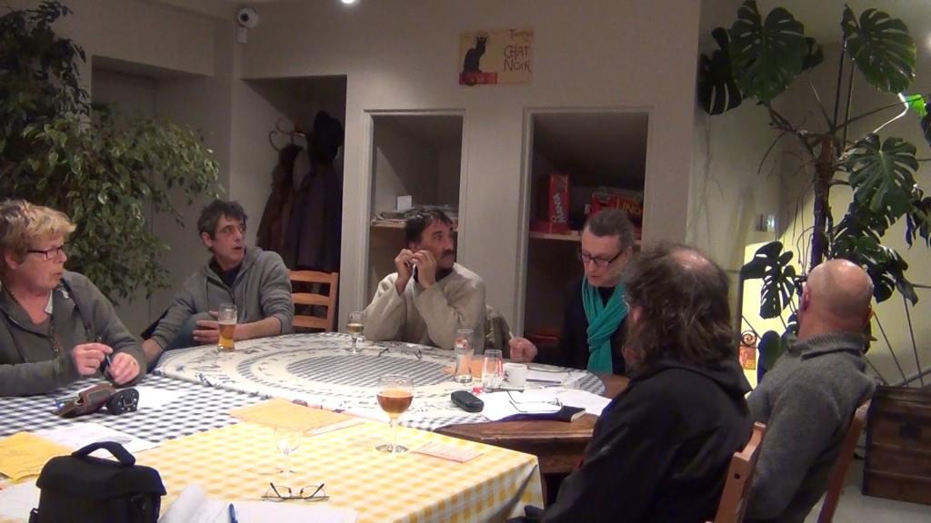 réunion initiatives citoennes janvier 2014
