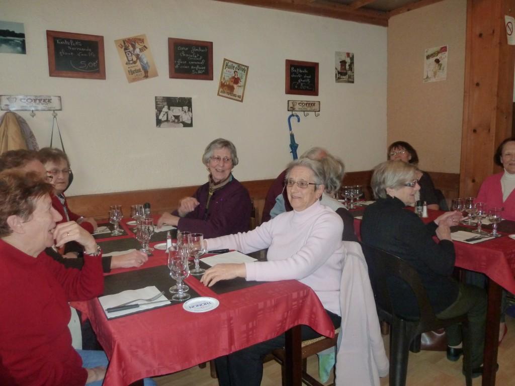 repas chorale choeur des 4 ruisseaux fevrier 2014