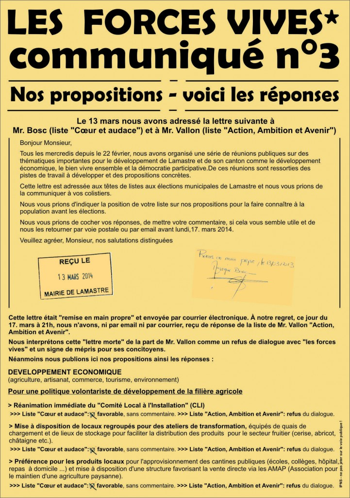 questionnaire municipales lamastre  page 1