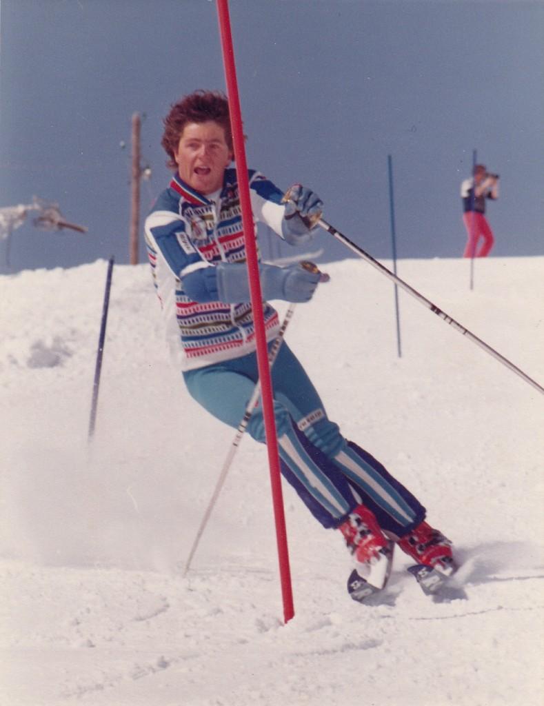 philippe grand 1986 slalom