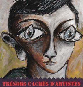 tresors cachés artistes desaignes tete