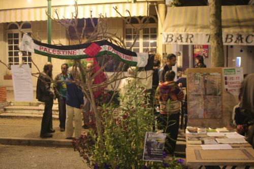 nuit peuple palestine lamastre