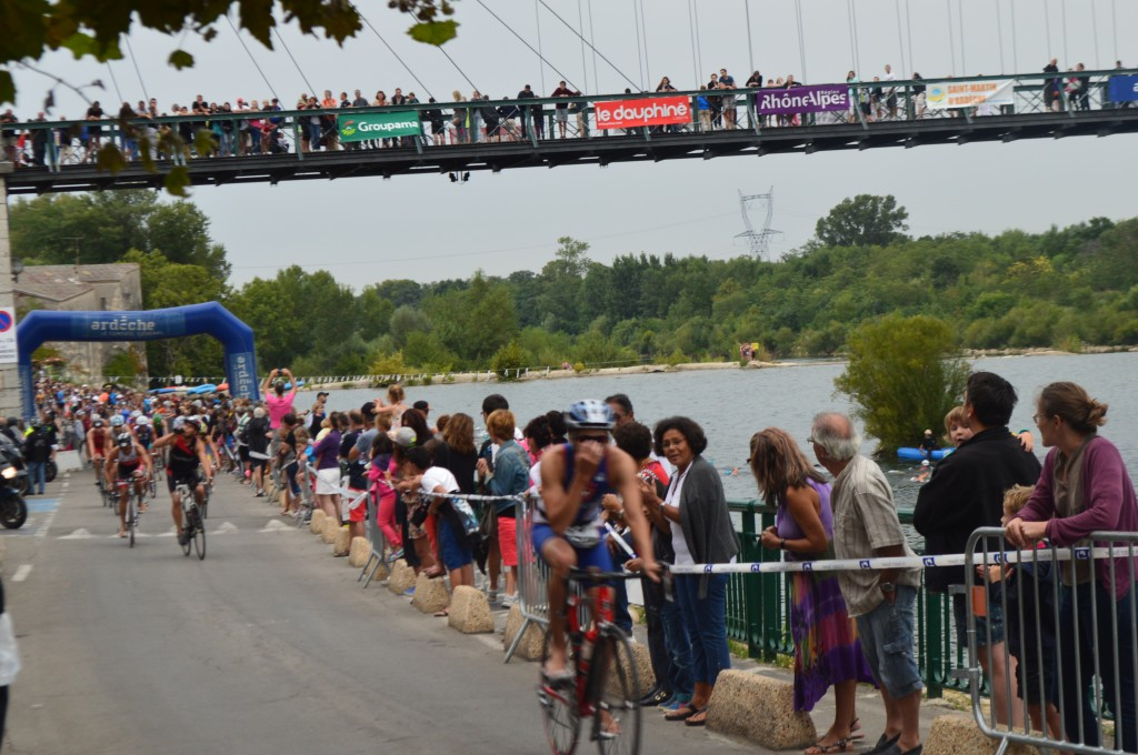 triathlon des gorges velo