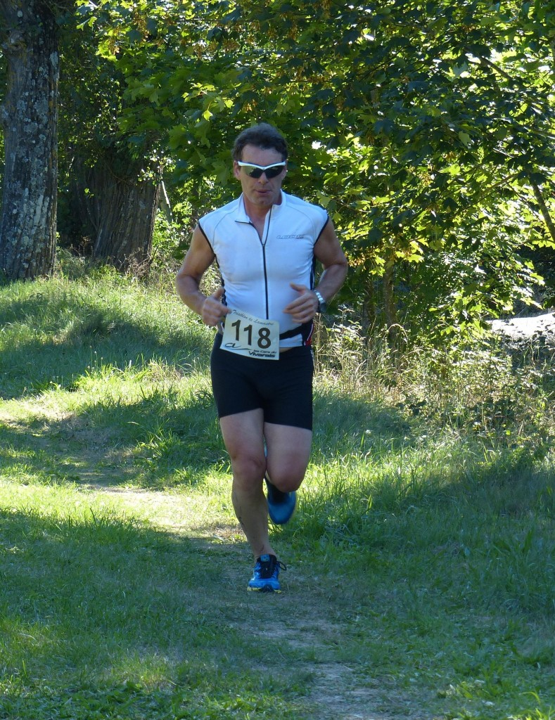 yvan chaussinand triathlon lamastre