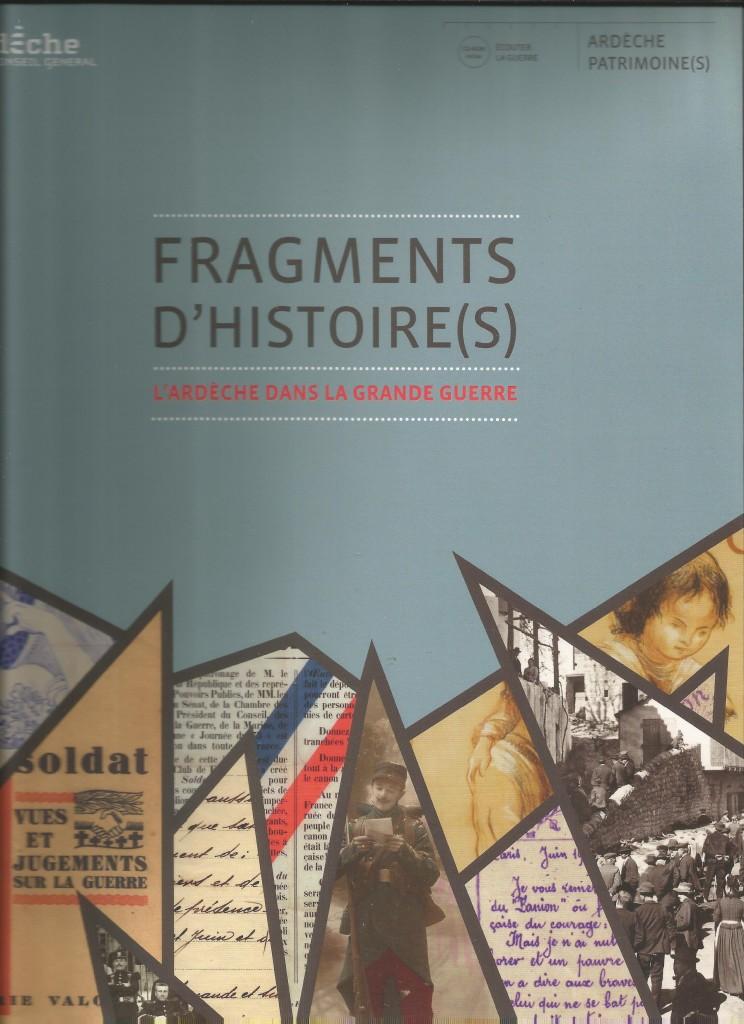fragments d'histoire titre