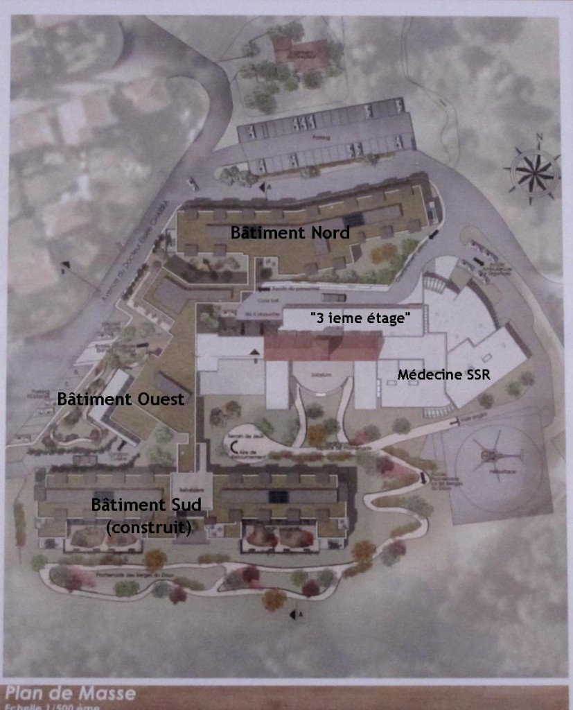 plan Hôpital E Charra Lamastre 2014 2016