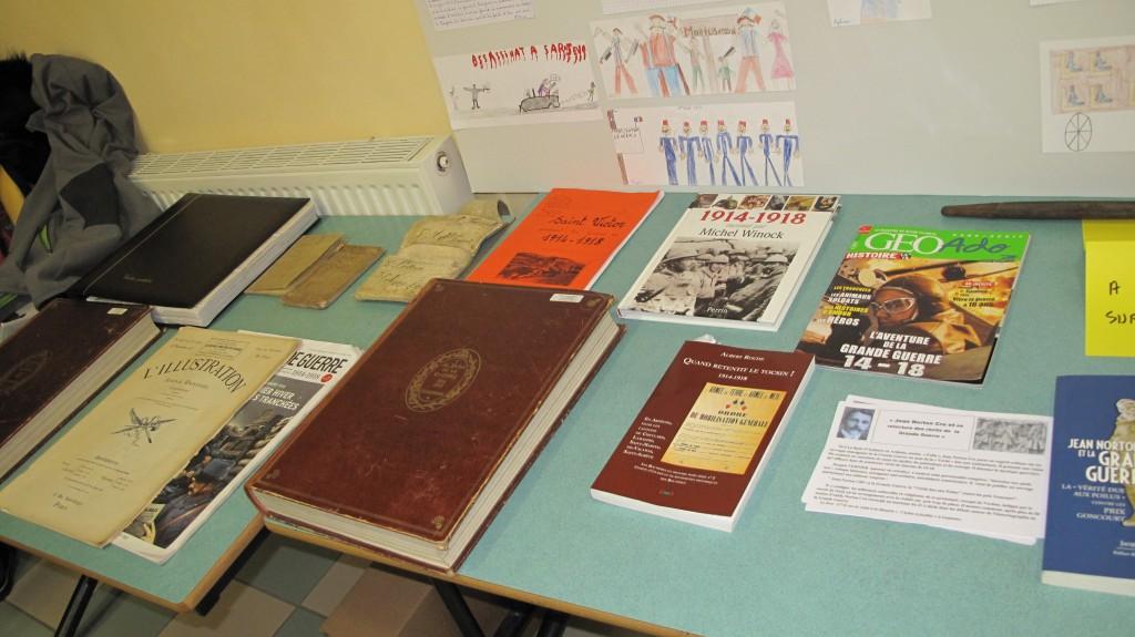 objets table expo desaignes 14 18
