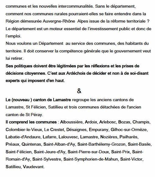 elections departementales lamastre saint félicien satillieu texte
