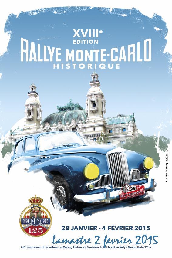 montecarlo historique 2015 LAMASTRE
