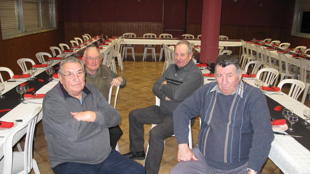 pompiers retraités