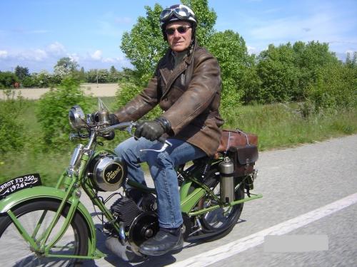 Michel leroy motoriste empurany