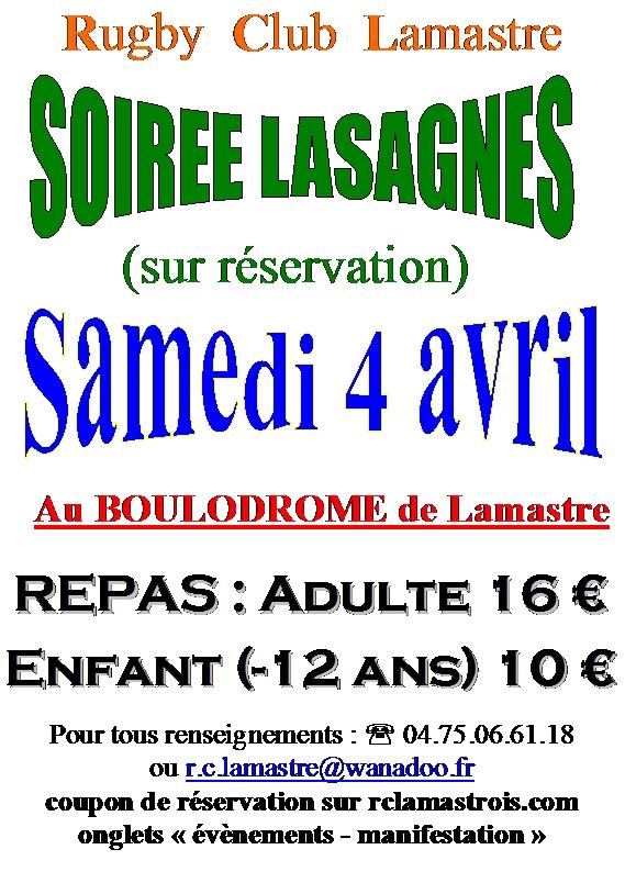 lasagnes site